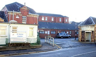 St Woolos Hospital Hospital in Wales
