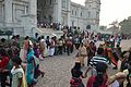 Entry Queues - Victoria Memorial Hall - Kolkata 2014-01-05 5643.JPG