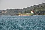 Enya cargo on the Bosphorus in Istanbul, Turkey 001.JPG