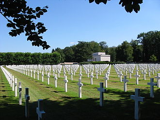 Epinal American Cemetery and Memorial - Epinal American Cemetery and Memorial.