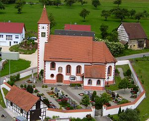 Ehingen - Erbstetten St. Stefanus-Kirche