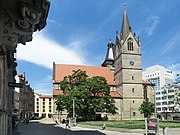 Erfurt, Kaufmannskirche 001.JPG