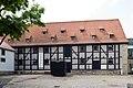 Erfurt-Haus zum Gueldenen Kroenbacken-Waidspeicher von Nordosten-20100713.jpg