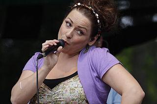 Erin Anttila Finnish singer