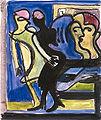 Ernst Ludwig Kirchner - Straßenszene - Durchblick in Cafe 1935.jpg