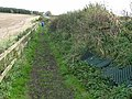 Erosion control on Hadrian's Wall National Trail - geograph.org.uk - 1027879.jpg