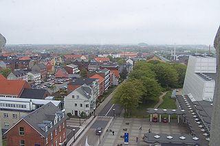 Esbjerg Municipality Municipalities of Denmark in Southern Denmark