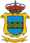 Coat of arms of Entrambasaguas