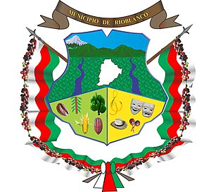 Rioblanco - Image: Escudo Rioblanco