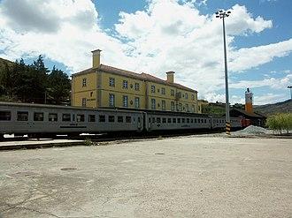 Pocinho - Pocinho railway station