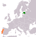 Estonia Portugal Locator.png
