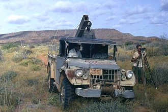 Ethiopia – United States Mapping Mission - Some areas of the country were accessible by motor vehicles.