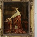 Eugène Isabey - Portrait of Cardinal de Richelieu - 78.118 - Rhode Island School of Design Museum.jpg