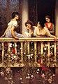 Eugene de Blaas - Balcony.jpg