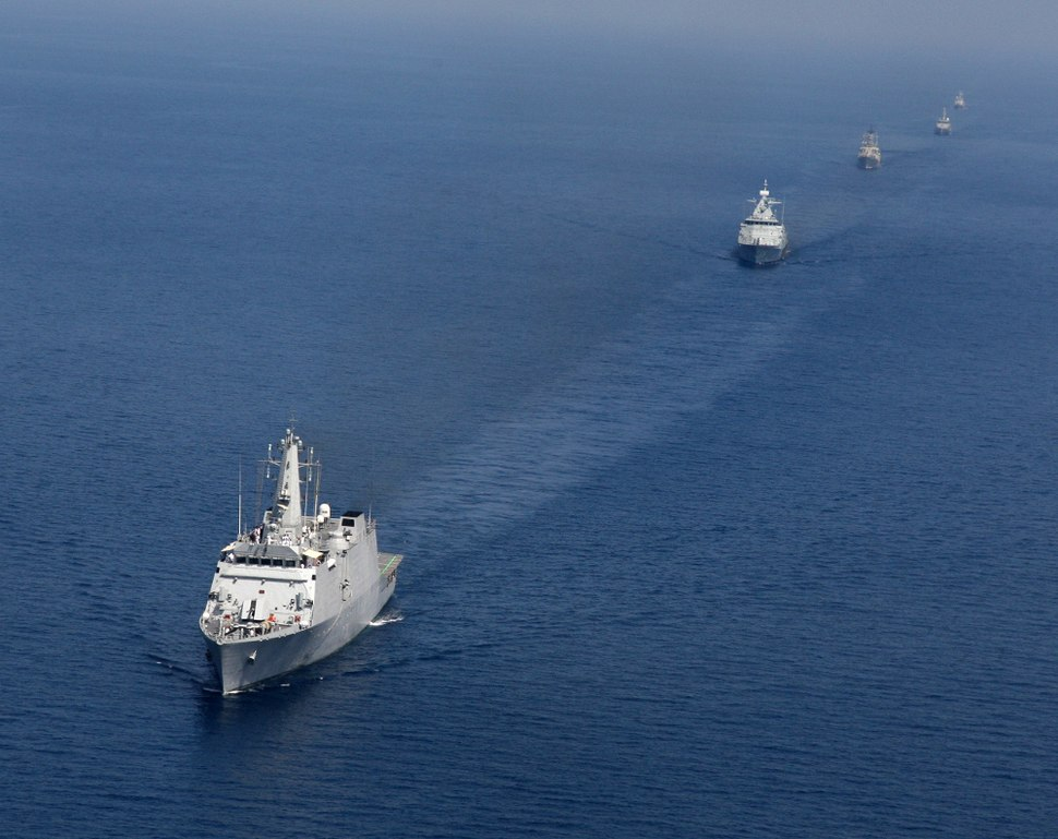 Exercise Milan 2014 for 17 navies of the Indian Ocean Naval Symposium, organised by Indian Navy, Andaman and Nicobar Command (6)