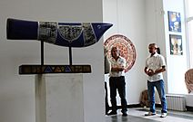 Exhibition Alexandr Silvanovich in Minsk Art Gallery 02.jpg