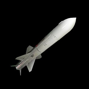 Anti-ship missile - The MBDA Exocet Anti-ship missile.