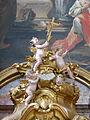 Fürstenzell Klosterkirche - Hochaltar 2d Tabernakel Tugenden.jpg