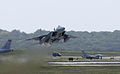 F-15J (949) of 204 Sqn takes off from Andersen Air Force Base, -15 Feb. 2012 a.jpg