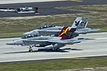 F-18Ds VMFA(AW)-242 taking off from MCAS Iwakuni 2010.JPG