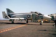 F-4B Phantom II of VF-101 aboard USS America (CVA-66), in 1967 (6432036)