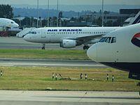 F-GRXC - A319 - Air France