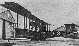 Felixstowe F.5 - F.5 of the Imperial Japanese Navy (IJN)