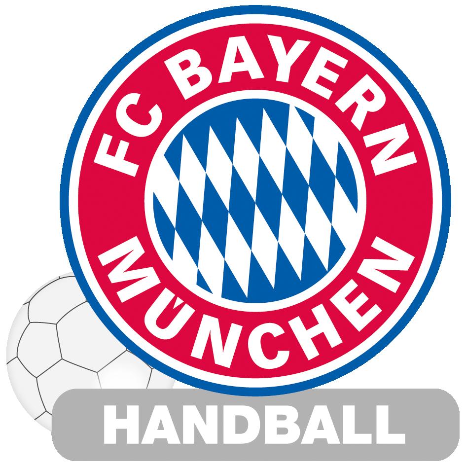 FC Bayern Handball Logo
