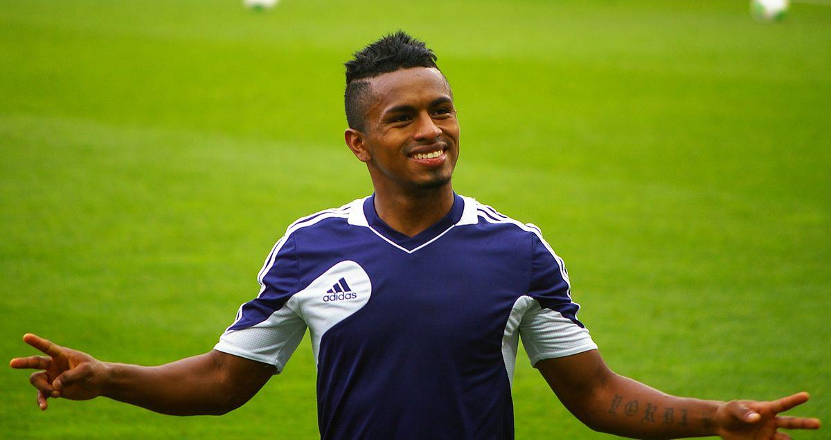 Yordy Reyna Afro