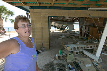 English: Shell Pt.,FL.,7/18/2005--Rebecca Mart...