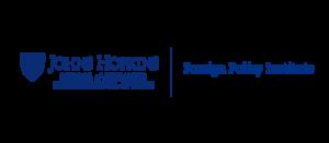 Foreign Policy Institute (SAIS) - Image: FPI Logo blue transparent