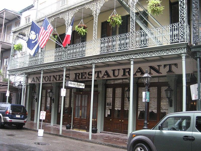 Lafitte S Restaurant Westminster Co Menu