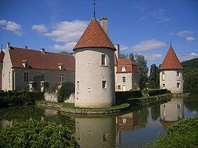 Le  château de Brinon-sur-Beuvron
