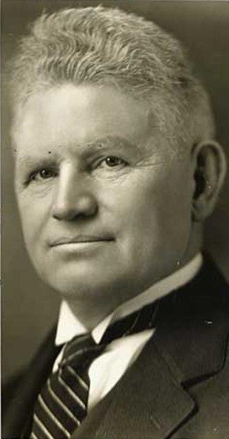 F. Melius Christiansen - Fredrik Melius Christiansen ca. 1926
