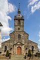 Façade de l'église Saint-Pierre, Irodouër, France.jpg