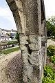 Façades déposées de deux maisons, Josselin, France-3.jpg