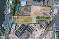 Fabrikhallen der ehemaligen Gasmotorenfabrik Deutz, Klöckner-Humboldt-Deutz, Westwaggon, Köln-Mülheim - Luftaufnahme-0906.jpg