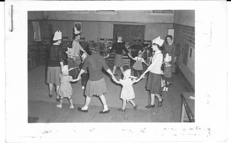 File:Faculty Children Party In Goshen, Indiana (7067805993).jpg