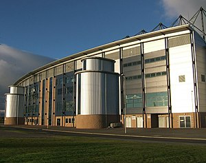 Falkirk F.C. - The Falkirk Stadium has been Falkirk's home since 2004.