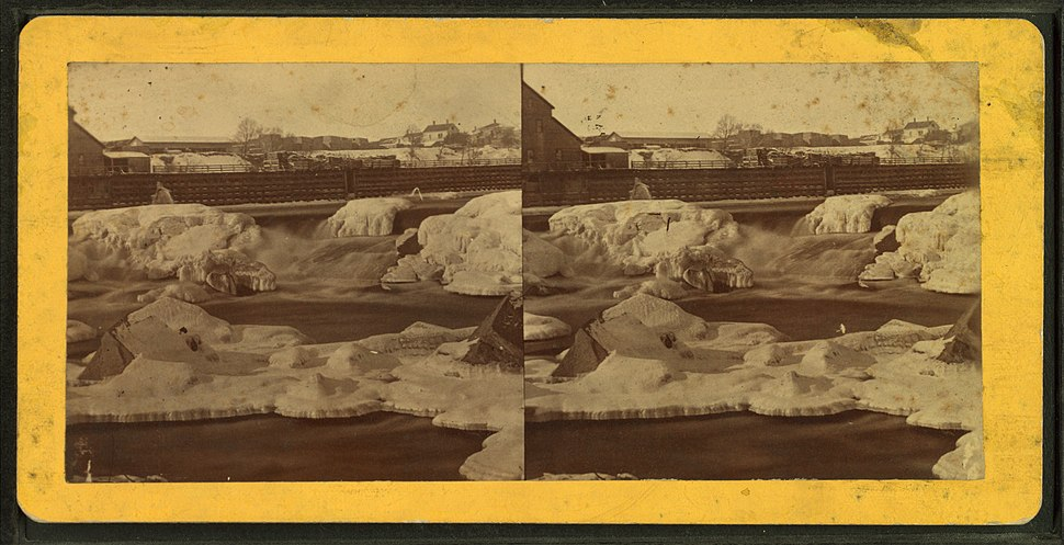 Falls of St. Anthony, by Upton, B. F. (Benjamin Franklin), 1818 or 1824-after 1901 6