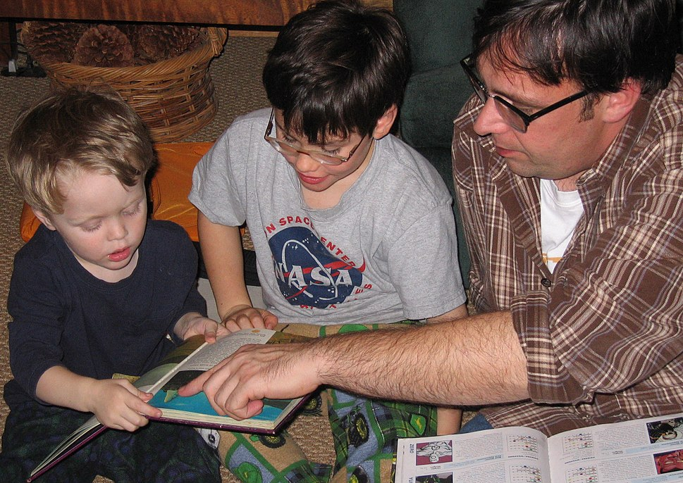 Family Reading Hour