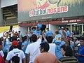 Fans vom Mérida FC Mexiko.JPG