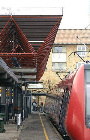 Farum station -  Platforms