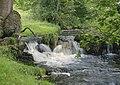 Feeder stream for Leagram brook - geograph.org.uk - 518590.jpg