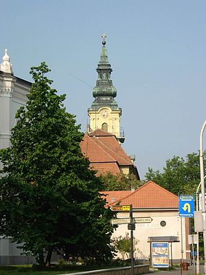 Szolnok - The Catholic Church