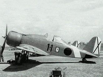 "Fiat G.50 - Mario Bonzano's personal Fiat G.50 ""1-1"", in Spain, January 1939"