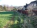 Field edge path - geograph.org.uk - 1604378.jpg