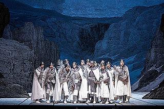 Konzertvereinigung Wiener Staatsopernchor Austrian choir