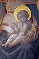 Filippo lippi e aiuti, madonna del ceppo, 1452-53, da pal. datini, 03.jpg