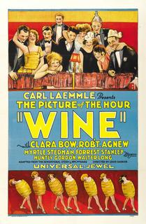<i>Wine</i> (1924 film) 1924 film